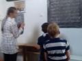 W kościele w Bomlinie