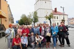 2018.08.27 Seniorzy z DDP w Falenicy w Beskidzie Niskim