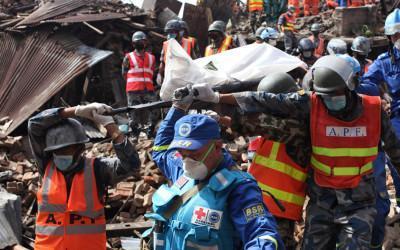 10 maja – zbiórka środków na pomoc poszkodowanym w Nepalu