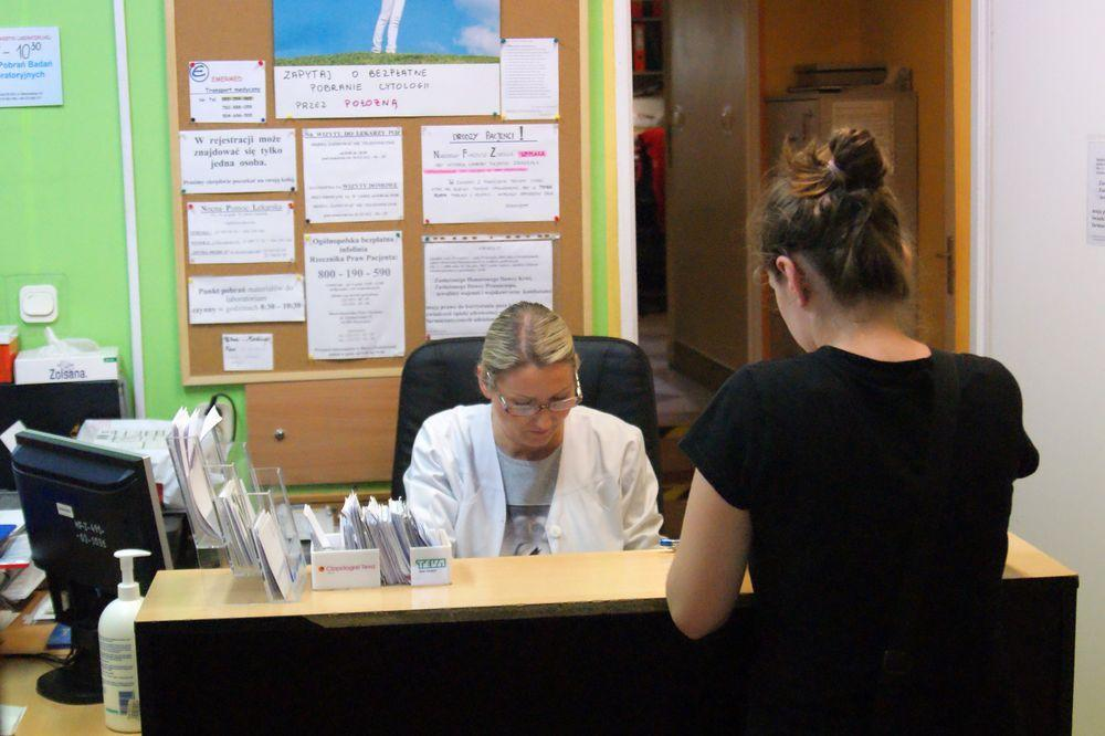 Placówki medyczne – Przychodnia NZOZ – Rembertów
