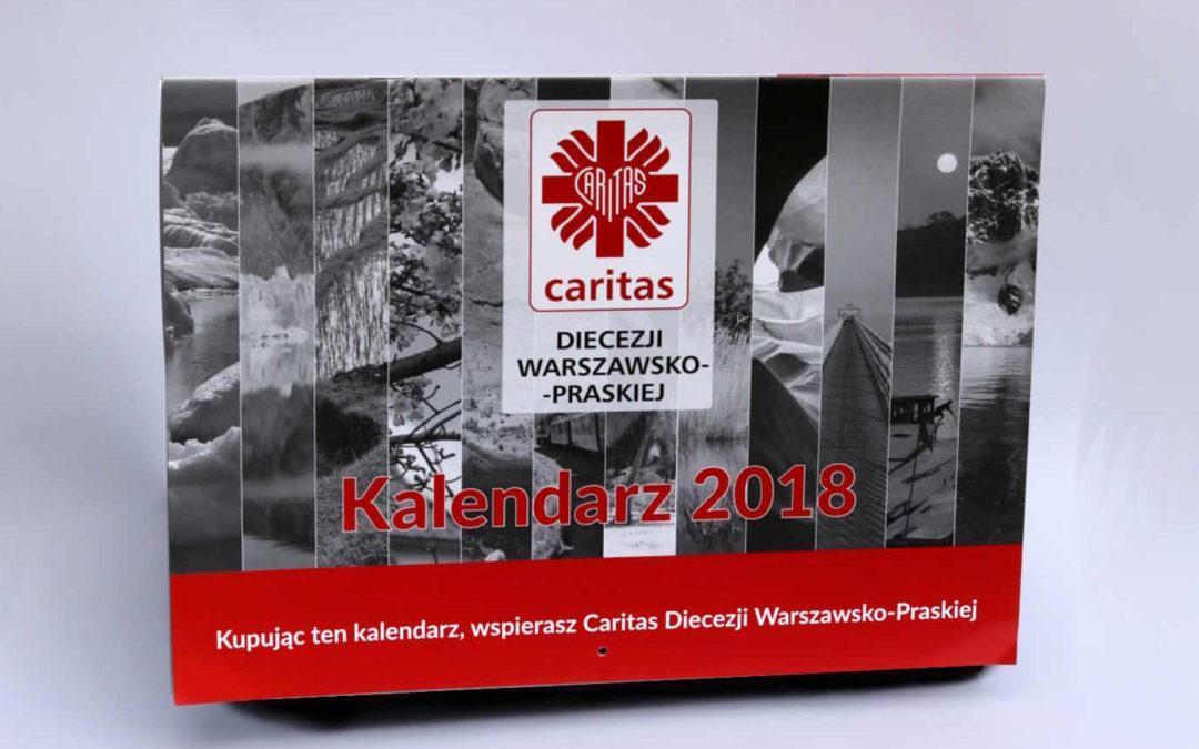 Kalendarz charytatywny Caritas DWP