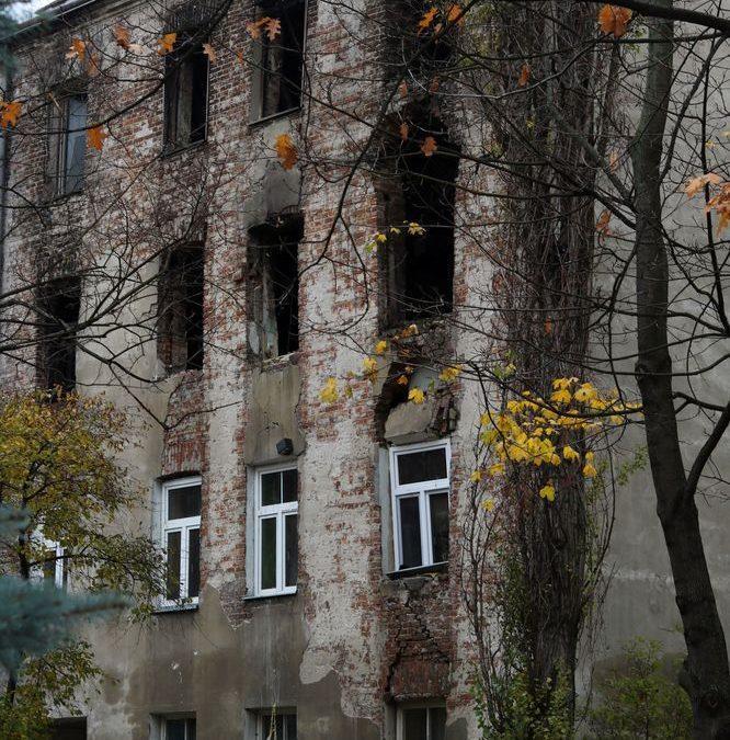 Oświadczenie w sprawie wybuchu przy ul. Siedleckiej