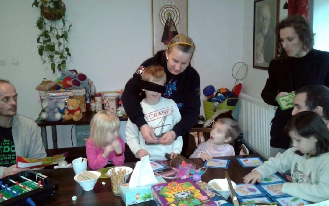 Zakończenie projektu w Saskim Centrum Rodziny