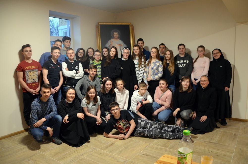 Wielkopostny Dzień Skupienia w PZC Radzymin