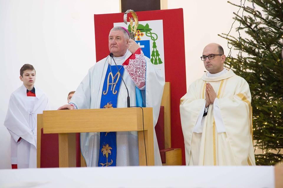 Spotkanie opłatkowe PZC Caritas DWP