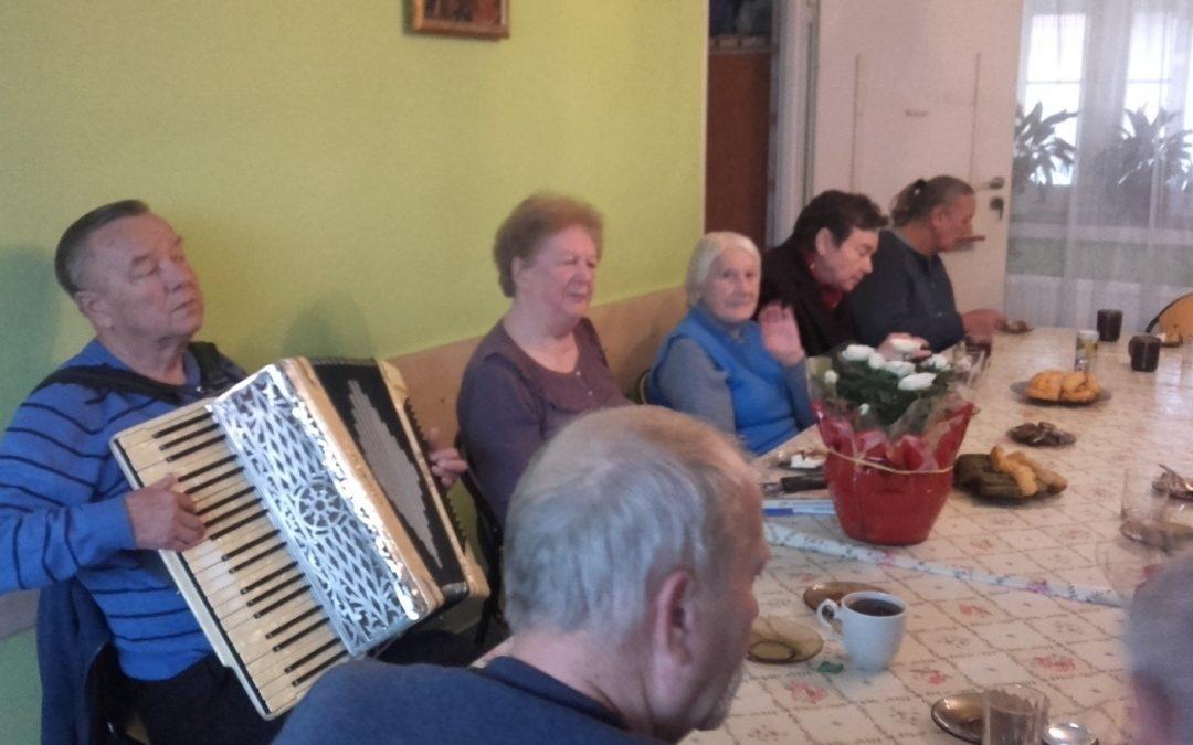 Spotkanie imieninowe w DDP Mińsk Mazowiecki