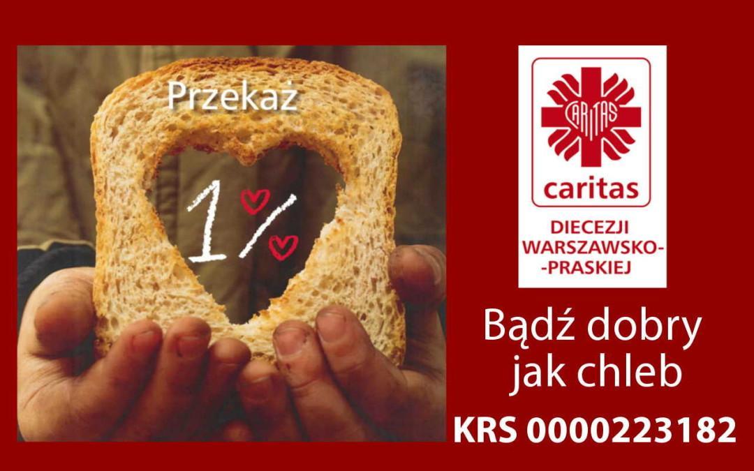 Bądź dobry jak chleb (PIT-1%)