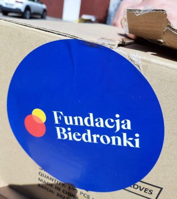 Fundacja Biedronka dla Domu Dziennego Pobytu